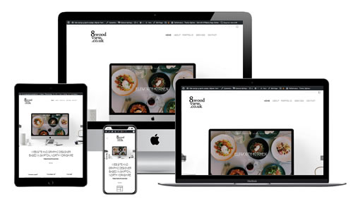 8woodview responsive portfolio