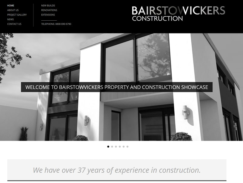 Bairstow Vickers Construction