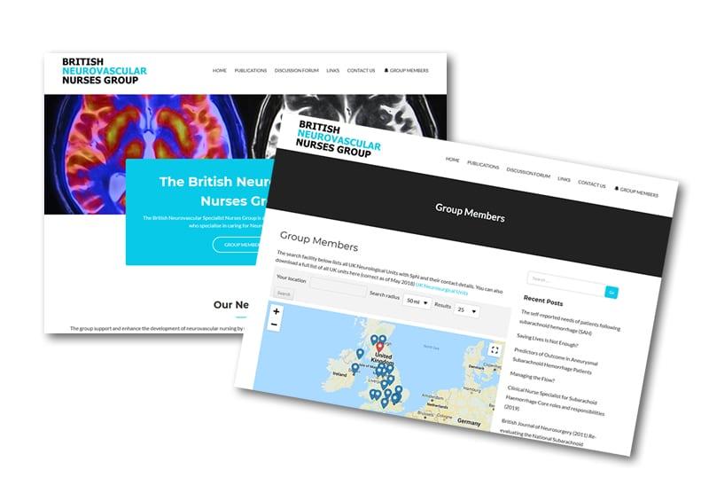 british neurovascular nurses group