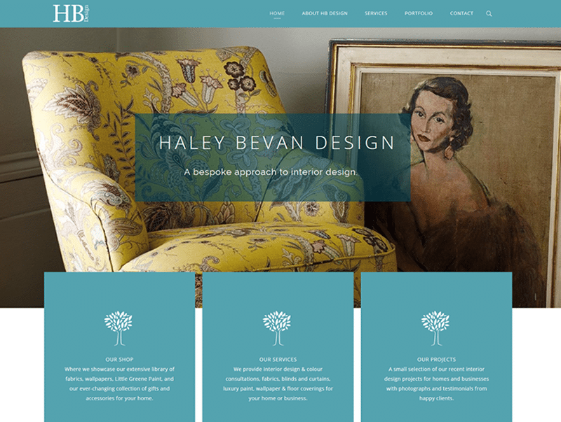 Haley Bevan Design