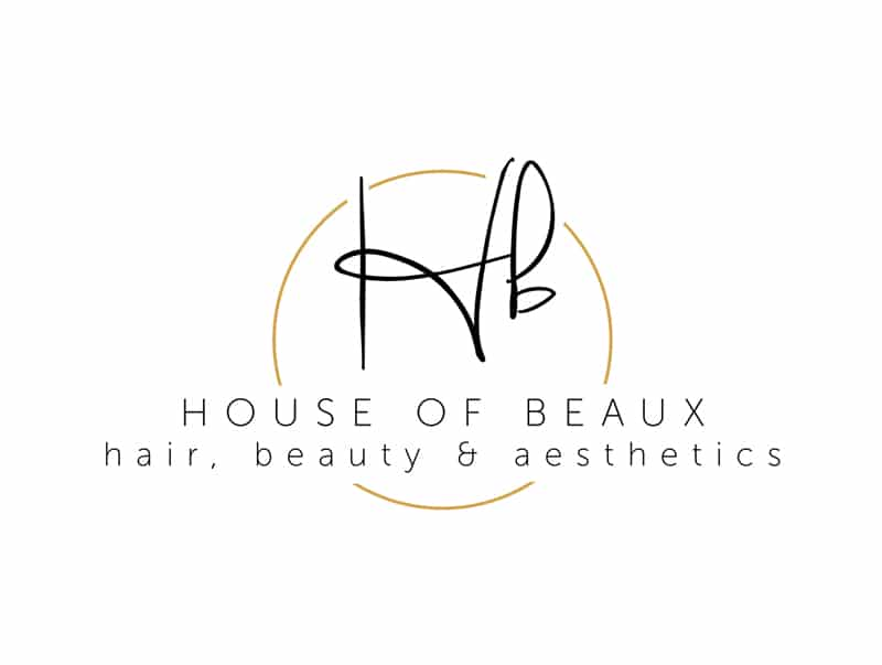 house of beaux logo design oxford