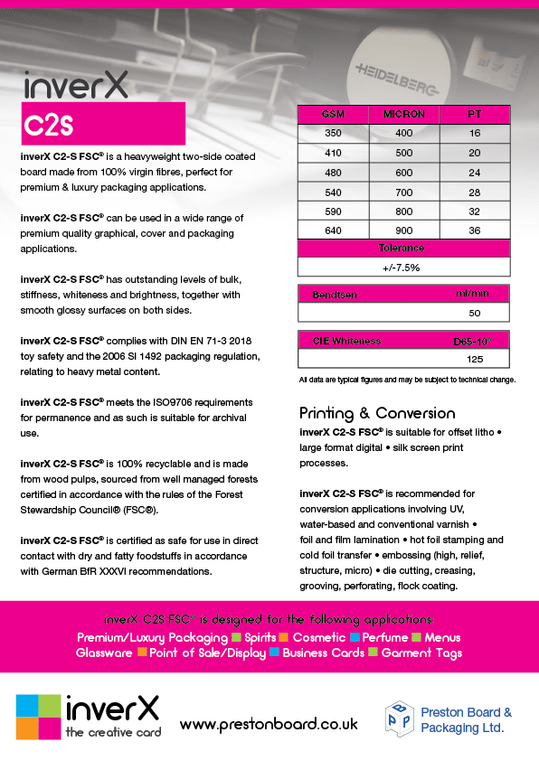 inverX C2S Datasheet-01
