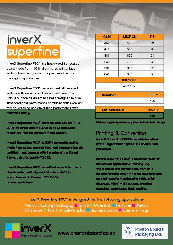 inverX Superfine Datasheet-01