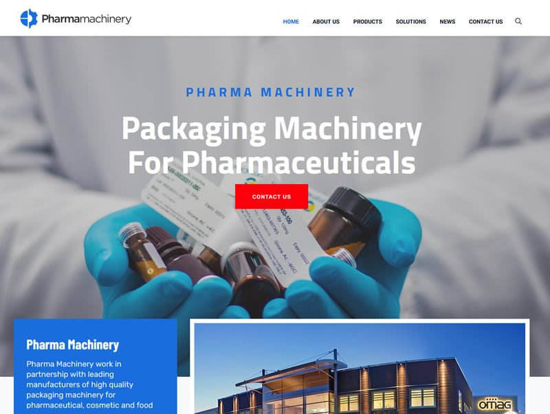 Pharma Machinery